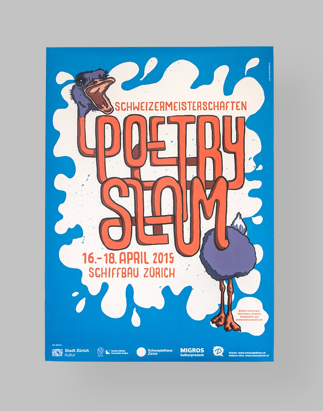 poetry slam CH-competition